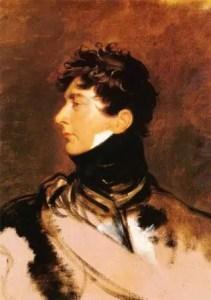 regency, george iv