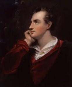 regency poet