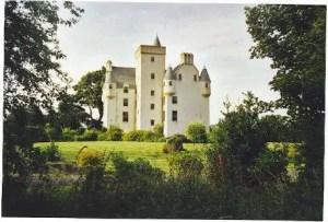 Leslie Castle castelli più infestati