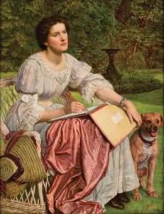 William Holman Hunt, Miss Gladis