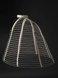 Le crinoline dal 1860