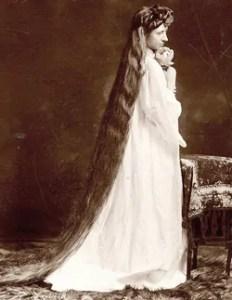 foto capelli vittoriane