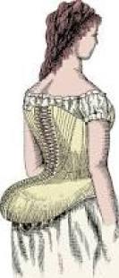 Crinolette/corsetto
