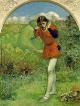 Ferdinando e Ariel, di MIllais