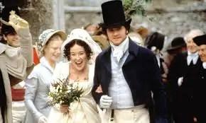 Il matrimonio ai tempi di Jane Austen