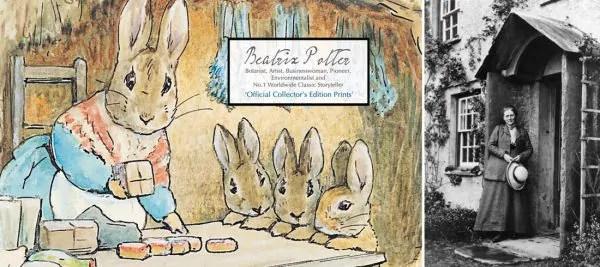 Beatrix Potter Large