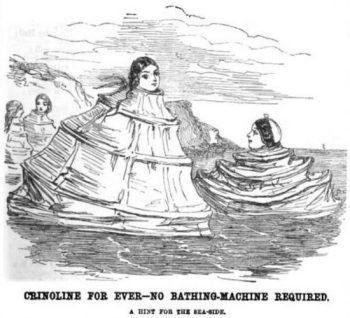 bagni in mare in epoca vittoriana