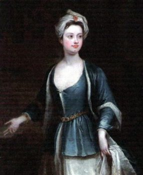 Raynham Hall - brown lady