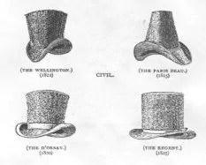 L'abbigliamento maschile in epoca Regency