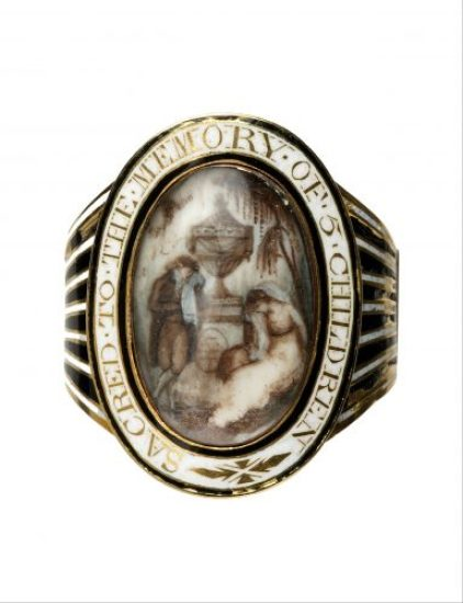 Ring mourning ring Google Art Project