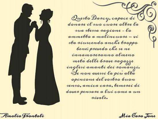 Mia cara Jane - Amalia Frontali