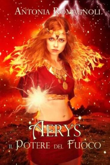 aerys - il potere del fuoco - saga delle terre