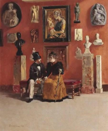 macchiaioli borrani arte italiana