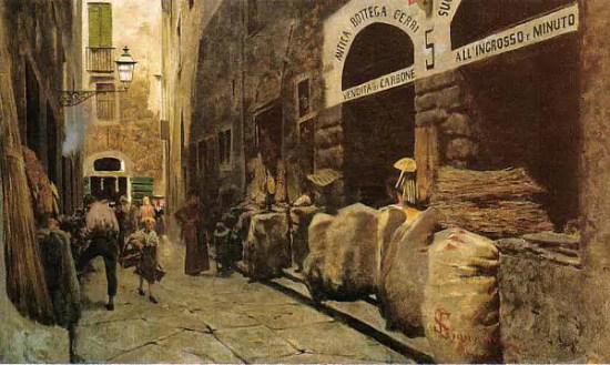macchiaioli e l'arte italiana dell'Ottocento