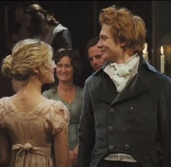Mr. Darcy I colori di moda in epoca Regency