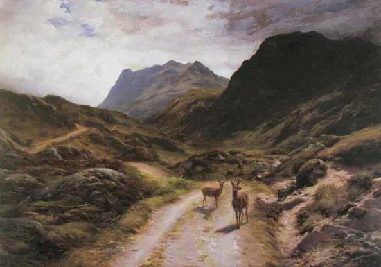 Joseph Farquharson e la Scozia Vittoriana
