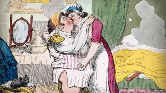 Il sesso in epoca Regency