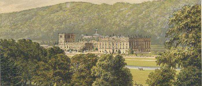 Le dimore in Jane Austen - Pemberley