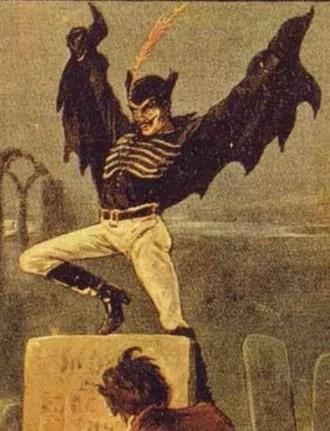 jack il saltatore - 5 grandi misteri di epoca vittoriana