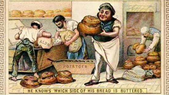 L'alimentazione vittoriana: i ricchi e i poveri