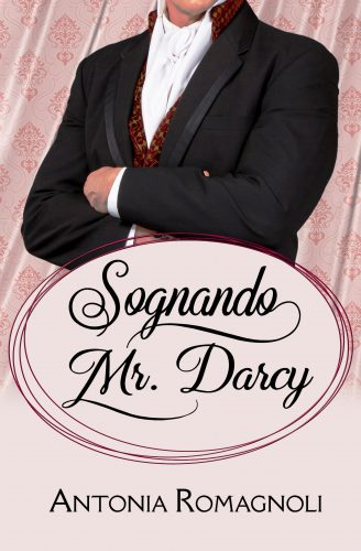 Book Cover: Sognando Mr. Darcy