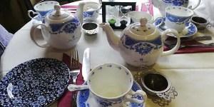 donne e sale da tè in epoca vittoriana
