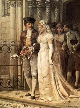 luna di miele 1800
