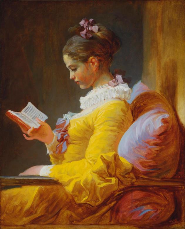 (Art by Jean-Honore Fragonard, 1776)