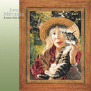 Album cover Joni Mitchell Taming the Tiger