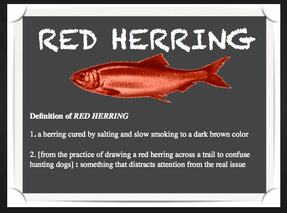 a red herring