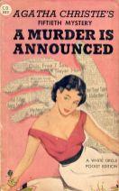 A Murder is Announced Cover