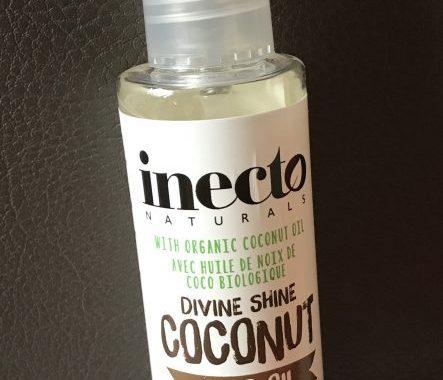 Inecto hair oil
