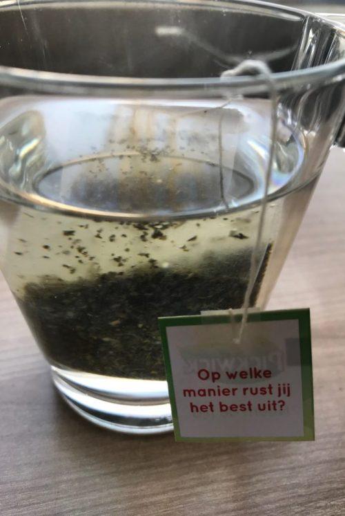 Pickwick Tea Topics