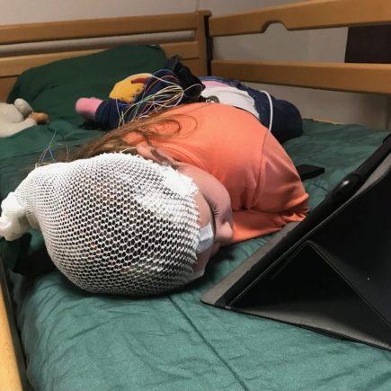 opname in het epilepsiecentrum