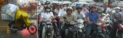 HCMC Motorbikes