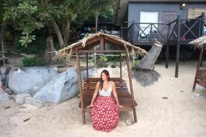 Paradise Found: Melina Beach, Tioman Island, Malaysia