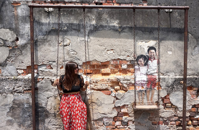 George Town, Penang Street Art Guide