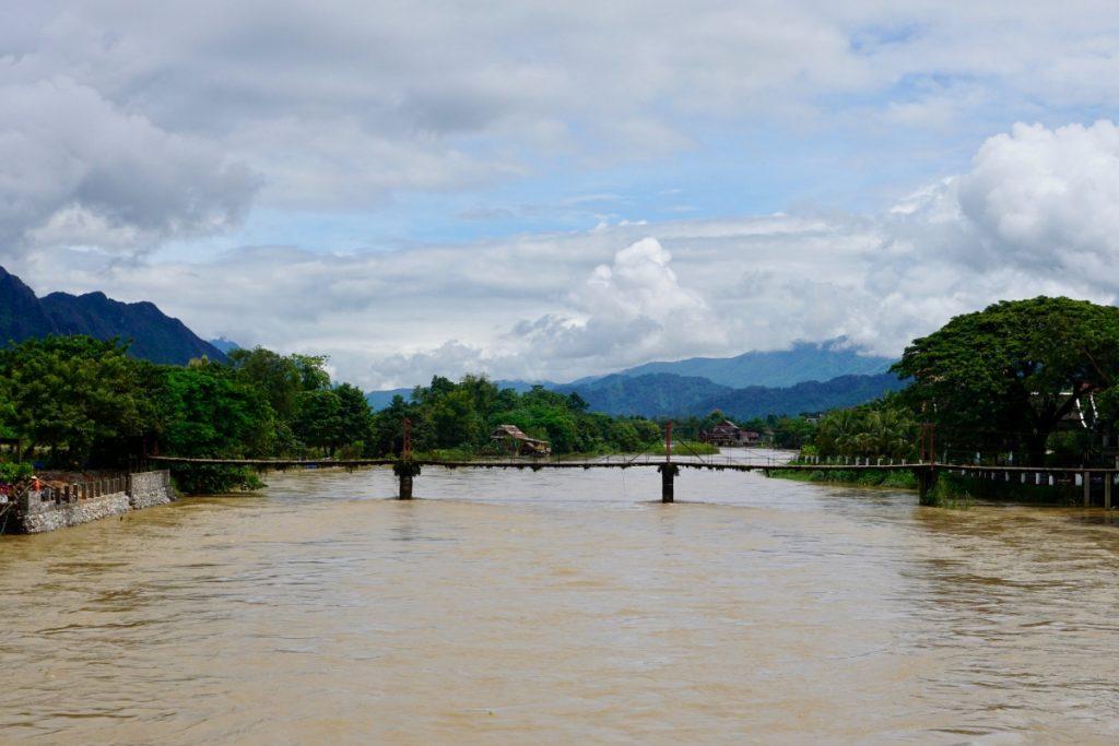 Vang Vieng Bridge