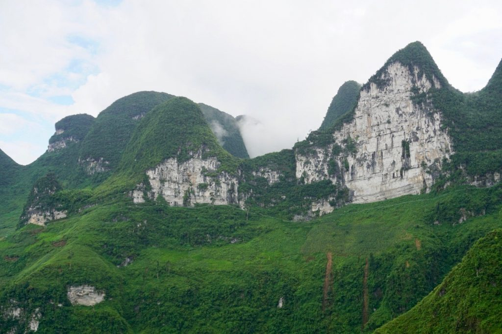 Ha Giang Mountain