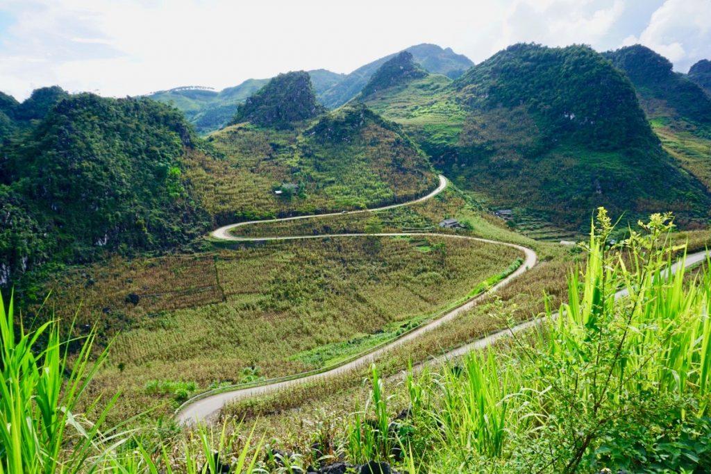 Ha Giang Vietnam View