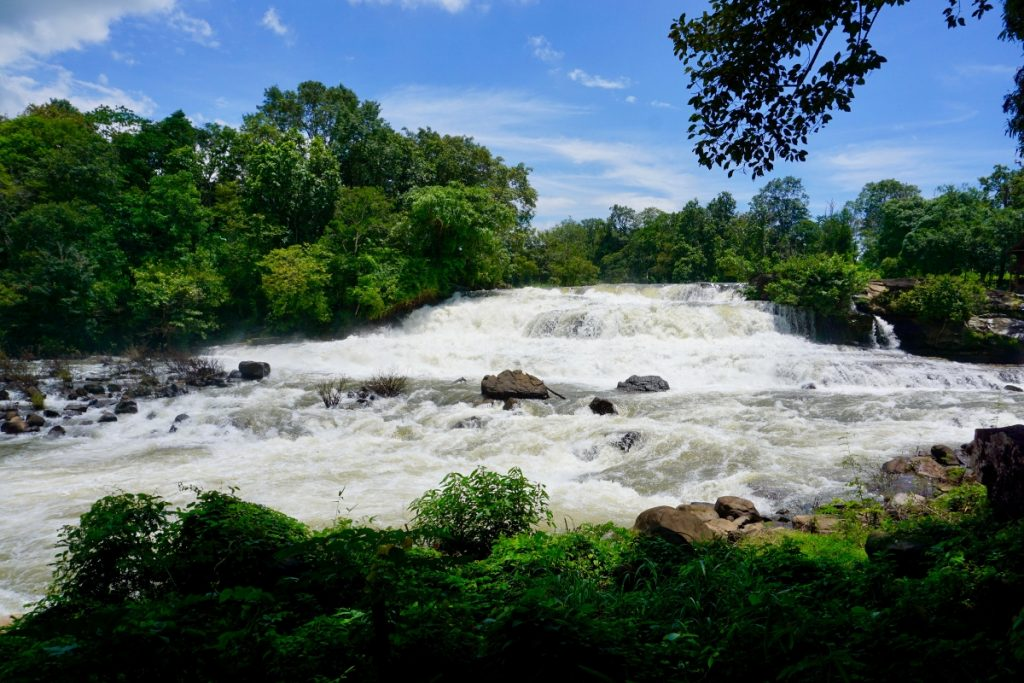Tad Lor Waterfall