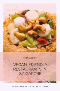 Vegan Singapore