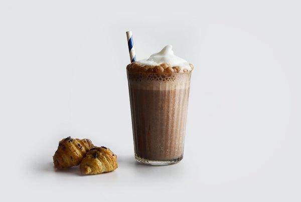 Moccalate: batido de café frío