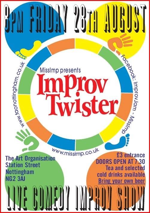 Improv Twister