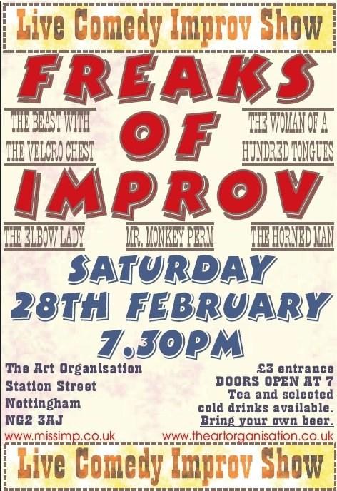 Freaks of Improv