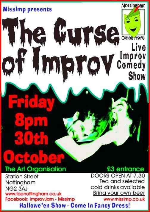The Curse of Improv