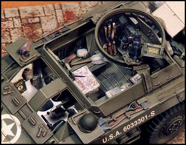 Missing Links Terry Ashley Tamiya 35234 M20 Armoured