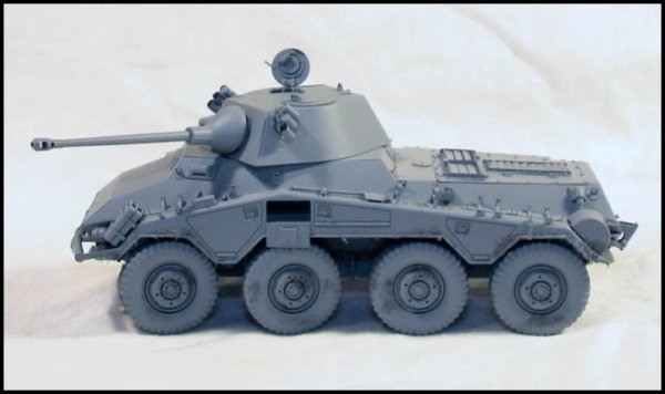 Missing Links Gallery Toni Canfora Sdkfz 234/2 Puma