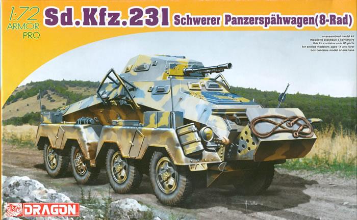 Resultado de imagen de sdkfz 231 model kit