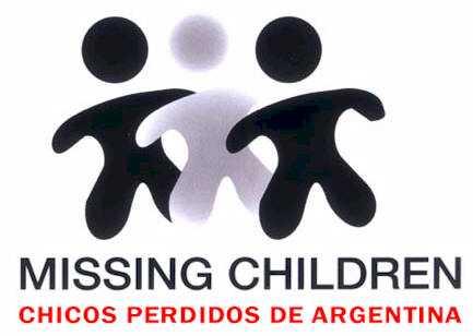 Resultado de imagen para IMAGENES fundación Missing Children Argentina
